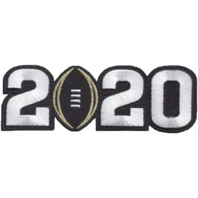 2020 College Football Playoff Logo Patch